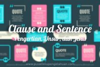 Clause and Sentence